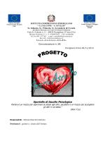 """Progetto Ascolto - Istituto Comprensivo Pomigliano """" G. FALCONE"""