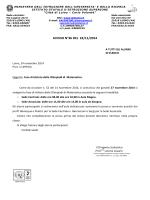 """A TUTTI I DOCENTI - ISIS """"Città di Luino – C. Volonté"""""""