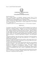 UDS Sassari 18 novembre 2014