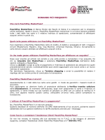 F.A.Q. - Banca Monte dei Paschi di Siena