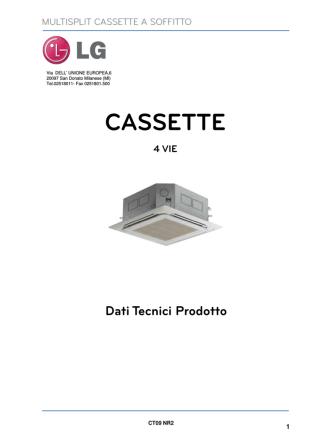 cassette 4 vie