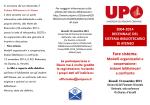 brochure SBA10nnale - Università degli Studi del Piemonte