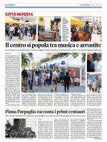 03 Giugno 2014 (La Nuova)