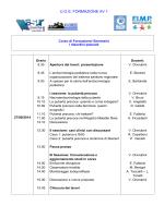 U.O.S. FORMAZIONE AV 1 - SIP Marche Congressi