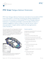 PTC® Creo® Fatigue Advisor Extension