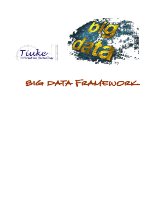 big data framework - Big Data Social Crm