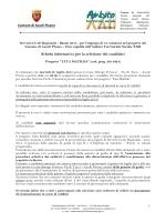 nota informativa selezione SCR 2014 TATA MATILDA