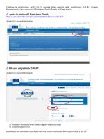 Manuale URF - Erasmus+, Il sito Italiano del programma