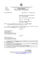 USR VENETO – Ufficio VII Ufficio Scolastico di Venezia