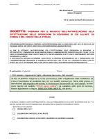 E30.07 - Domanda rilascio autorizzazione operazioni di