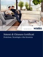 Sistemi di sicurezza certificati