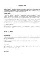 CV Sidia Fiorato (pdf, it, 233 KB, 7/18/14)
