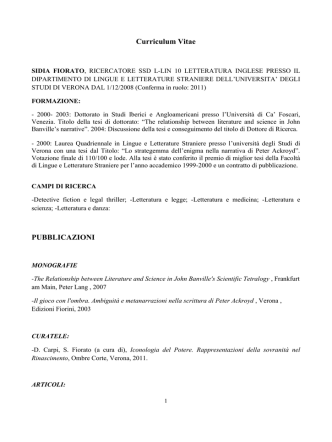 CV Sidia Fiorato (pdf, it, 233 KB, 7/18/14)