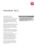 Havoline® XLC - Texaco Lubrificanti