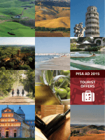 TOURIST OFFERS PISa ad 2015