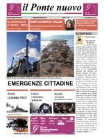 Scarica il pontenuovo 2014 anno 7 n°3
