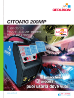 CITOMIG 200MP - ETC Oerlikon