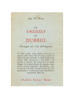 La saggezza del dubbio (Alan Watts) pdf