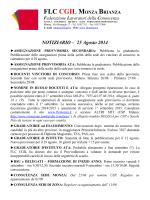 Lombardia - FLC Cgil Brianza