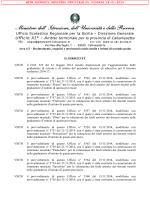 DP GI definitiva 2014 - ufficio xi ambito territoriale per la provincia di