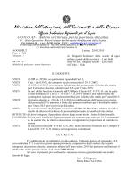 Elenco definitivo permessi diritto allo studio 2015 personale ATA