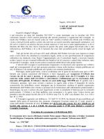 Prot. n. 394 Napoli, 19/01/2015 A tutti gli Assistenti Sociali LORO
