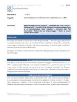 Circolare 10 2015 - Investment compact