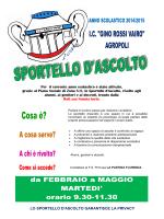 locandina - Scuolamediaagropoli.it