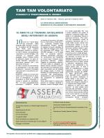 """Tam Tam Volontariato"" n. 383 del 05/02/2015"