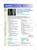 Programma scientifico - EV servizi veterinari