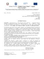 """Istituto Tecnico """"Giulio Cesare Falco"""" - Capua"""