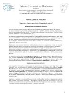 Programma del corso - Istituto Comprensivo di Verdellino