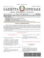 PDF - Gazzetta Ufficiale