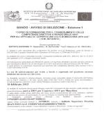 """AVVISO DI SELEZIONE - Edizione 1 - ITN """"F. Caracciolo"""" – IM """"G. da"""