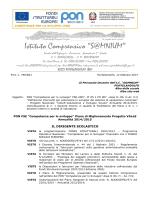 Documento Collegato - Istituto Comprensivo di Fragneto Monforte
