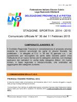 Scarica - Figc - Comitato Regionale Toscana