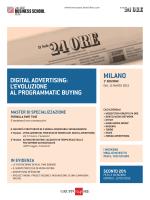digital advertising - Il Sole 24 Ore Business School