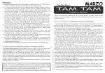 Marzo pdf - Tam Tam Mori