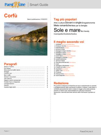 Corfù - Paesi On Line