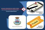 Sistema di Bigliettazione elettronica - Progetto - E