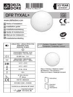 DFR TYXAL+ - Delta Dore