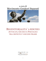 ebook Movimento Genitori Separati