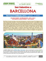 Barcellona - Etlim Travel