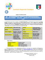 RadunoGiovanissimi Calcio a 5 - FIGC Comitato Provinciale di