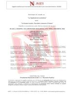 Seminario di studio su Prof. Vincenzo Isaia