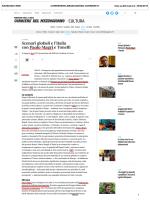 /CULTURA Scenari globali e l`Italia con Paolo Magri e Tonelli