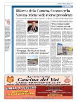 Riforma della Camera di commercio Savona