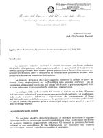 Oggetto: Piano diformazione delpersonale docente neoassuntoper l