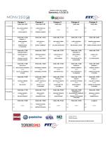 Giorno 5 - Qualificazione Internazionali BNL di Roma 2015