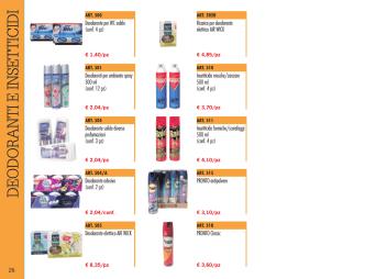 Deodorante per WC solido (conf. 4 pz) Deodoranti per ambiente